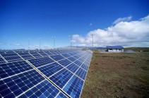 Վրաստանում` Կախեթիայի տարածաշրջանում, կկառուցվի արևային առաջին էլեկտրակայանը