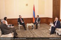 Ара Баблоян: Если азербайджанская сторона прибегнет к агрессивным действиям, то это положит конец демократии как в Армении, так и в регионе