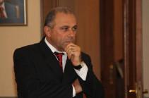 СК Армении: Бывший губернатор Араратской области дал Алику Саркисяну деньги, а в дальнейшем требовал у него 60 тысяч долларов