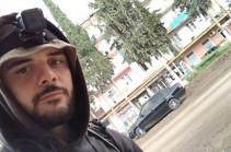 Ադրբեջան այցելած վիդեոբլոգեր Վլադ Մագան Հայաստանում է