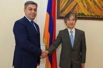 Հայաստանի և Ճապոնիայի հատուկ ծառայությունները խորացնում են հարաբերությունները