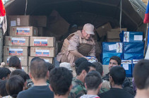 Россия и Франция совместно доставят гуманитарную помощь в Сирию
