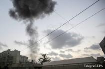 Իսրայելը Գազայի հատվածում ՀԱՄԱՍ-ի 68 նշանակետ է խոցել` սահմանին իր զինվորի սպանությանն ի պատասխան