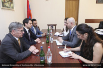 Армен Ашотян: Парламент будет требователен к правительству в реализации Соглашения Армения – ЕС