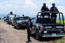 Մեքսիկայում գտել են 5 այրված մարմին