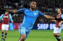 Жезус продолжит выступать за «Манчестер Сити»