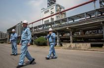 Китайская Sinopec приостановила импорт нефти из США