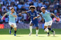 «Манчестер Сити» в 5-й раз завоевал Суперкубок Англии