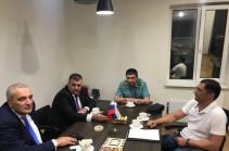 Ситуация на КПП «Верхний Ларс» обсуждена с российской стороной