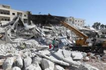 Սիրիայում բնակելի շենքում զենքի պահեստի պայթյունը 39 մարդու մահվան պատճառ է դարձել