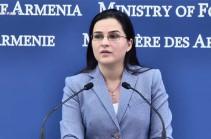 Попытки Азербайджана перегруппировать силы в Нахичеване – неприемлемы для армянской стороны и будут пресечены