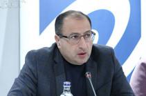 На судью Александра Азаряна оказывается «грубое давление» и власти должны отреагировать на это – Айк Алумян