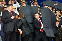 Մադուրոյի դեմ մահափորձում կասկածում են երկու բարձրաստիճան զինվորականի