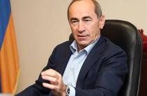 Роберт Кочарян: Я призываю, потребуйте провести открытое, прозрачное расследование