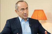 С Россией так говорить нельзя – Роберт Кочарян