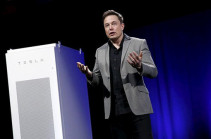 Մասկի հայտարարությունից հետո Tesla-ի բաժնետոմսերի արժեքը նվազել է
