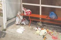 Թեպետ «Սանիտեքը» տուգանվեց, բայց Երևանը դարձյալ աղբի մեջ է. (Լուսանկարներ)
