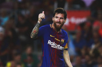 Fifa bans Palestinian FA president Jibril Rajoub for Lionel Messi comments