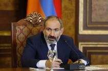 Премьер Армении направил телеграмму соболезнования в связи с кончиной Иосифа Кобзона