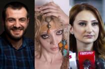 USA-based actress Nare Haykazyan invited to work in Armenia