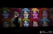 Выставка знаменитого уличного художника Бэнкси открылась в Петербурге