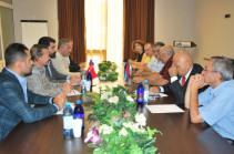 Հնարավոր է՝ Դիարբեքիր-Երևան ավիաչվերթ իրականացվի. Հայաստանի արդյունաբերողների և գործարարների միությունն ընդունել է Դիարբեքիրի գործարար պատվիրակությանը
