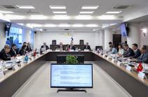 ՀՀ Կենտրոնական բանկում քննարկվել է ԵԱՏՄ շրջանակում ընդհանուր ֆինանսական շուկայի ձևավորման հայեցակարգը