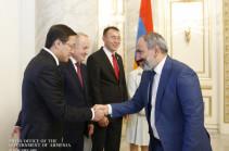 Փաշինյան. Չնայած հեղափոխությանը՝ հայկական դրամը շարունակել է պահպանել իր կայունությունը
