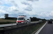 Թուրքիայում ավտոբուս է շրջվել, ութ մարդ մահացել է