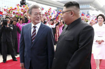 В Пхеньяне начались прямые переговоры лидеров КНДР и Южной Кореи