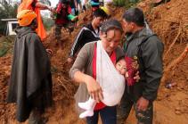 Ֆիլիպիններում «Մանգհուտ» փոթորկից զոհվածների թիվը հասել է 74-ի