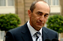 "Kocharyan describes Armenia's PM as ""rapidly burning meteorite"""