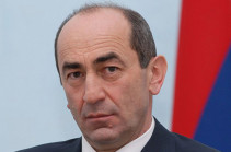 Putin's birthday congratulation serious support: Robert Kocharyan