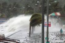 Число жертв тайфуна «Мангхут» на Филиппинах выросло до 81
