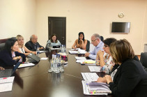 Անդրադարձել է եղել Հայաստանի կենսական նշանակության ճանապարհացանցի բարելավման ծրագրի լրացուցիչ ֆինանսավորման նոր ծրագրի հեռանկարներին