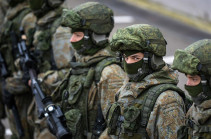 Ռուսաստանի հարավում ավելի քան 3.500 զինծառայող տագնապով բերվել է մարտական պատրաստության