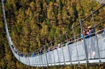 В Италии появится самый высокий подвесной мост в Европе