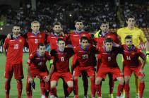 Հայաստանի հավաքականը 100-րդն է ՖԻՖԱ դասակարգման աղյուսակում