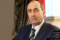 Today we need to save ideas of the revolution from those who initiated it: Robert Kocharyan