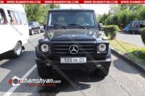 Աբովյանում ԱԺ պատգամավորի մեքենան բախվել է Opel-ին, որն էլ վրաերթի է ենթարկել հետիոտնին