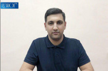 "Economist describes Hayk Marutyan's election program ""composition of beautiful sentences"""