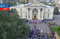 Baghramyan 26 residence gates hence open for public (video)