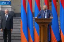 Предполагать, что мы испугаемся этих угроз и удовлетворим максималистские амбиции Азербайджана – бесполезно