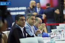 Директор Службы нацбезопасности Армении избран президентом Федерации футбола республики