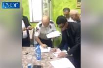 Ոստիկանությունը ստուգում է «Բարգավաճ Հայաստանի» գրասենյակներից մեկը, Նաիրա Զոհրաբյանը դիմել է ԵՄ դեսպաններին
