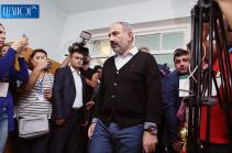 Премьер Армении посетит Душанбе