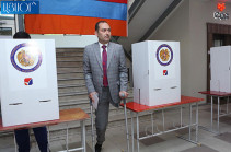 Mayoral candidate Artak Zeynalyan hopes to start everything from new page from tomorrow
