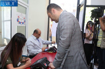 No rejected in Armenia, Yerevan: Artak Zeynalyan