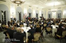 Հայաստան-Սփյուռք հարաբերություններում պետք է խրախուսվի ոչ թե բարեգործությունը, այլ աշխատանքը. Նիկոլ Փաշինյան (Տեսանյութ)