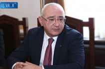 High voter turnout registered at Yerevan City Council elections: CEC Chairman